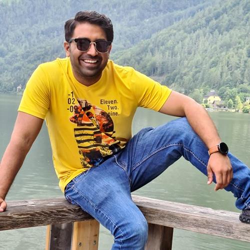 Tanzpartner Bhawan Kumar