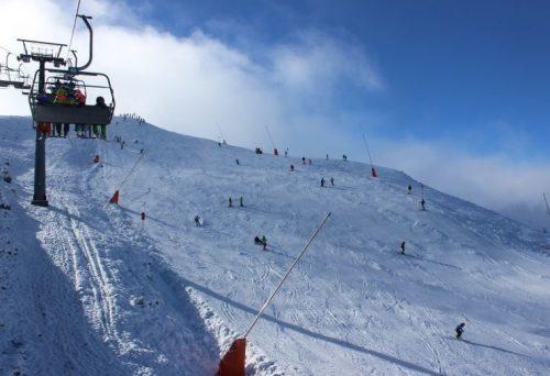 Salsa-Skifahrt Kitzbuehel März 2017